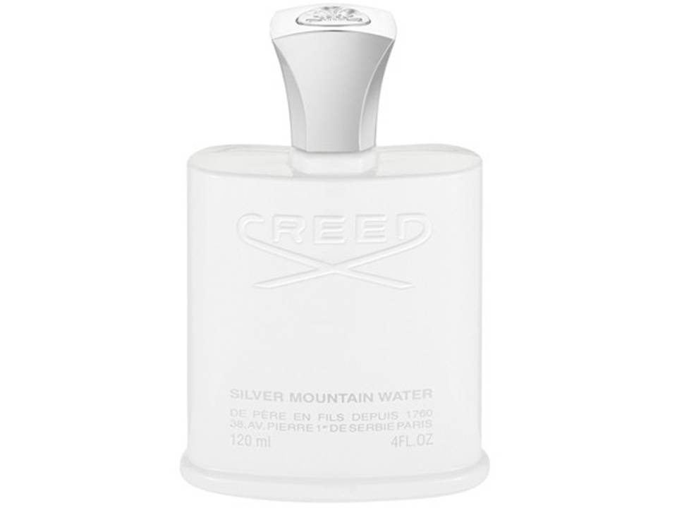 Silver Mountain Water by Creed NO TESTER  120 ML.